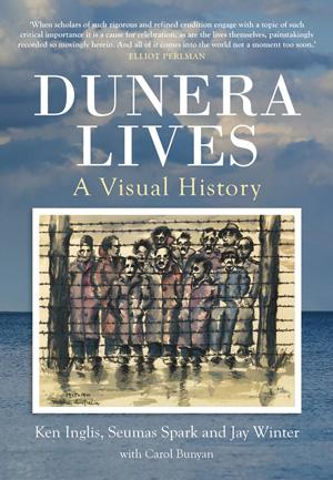 Dunera lives book cover