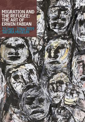 Migration and the refugee the art of erwin fabian