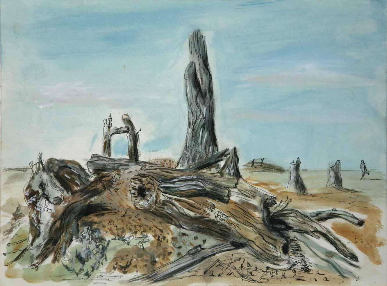 dunera-boys-story-Friedeberger-Tocumwal-Landscape